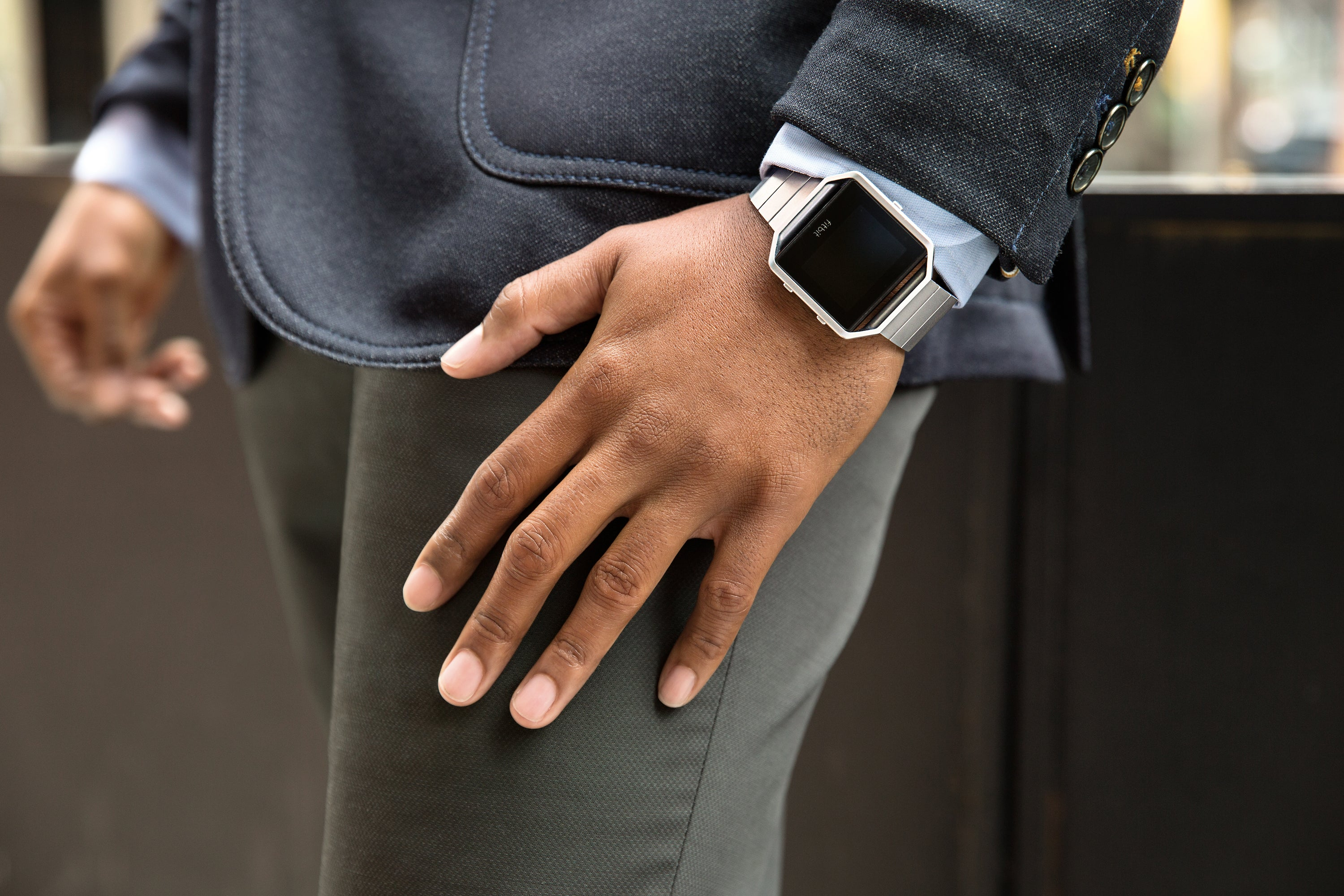Fitbit Gets Fancy With the New Blaze Fitness Tracker