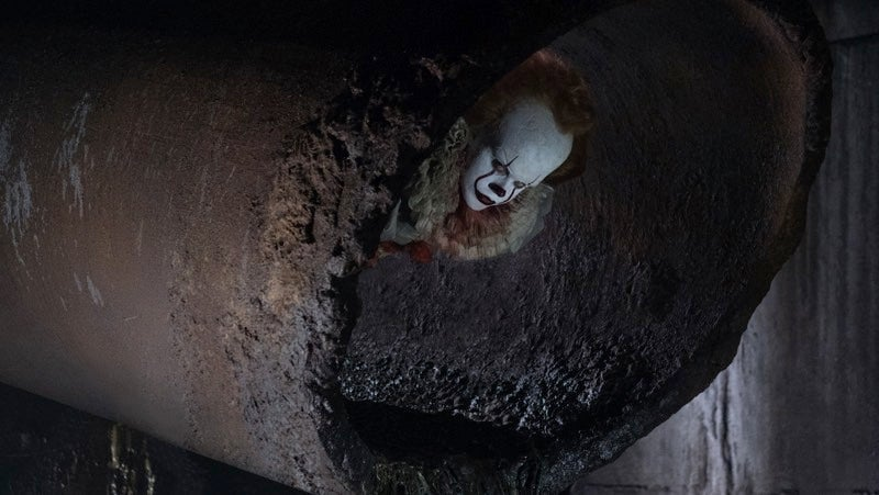 New It Images Are Here To Add Some Clown Terror To Your Tuesday Evening