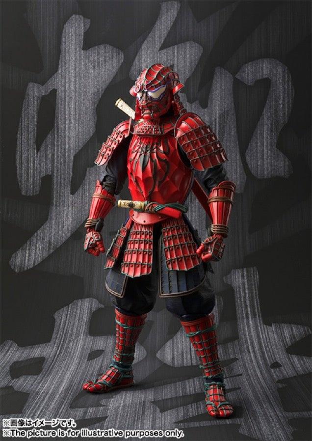 Spider-Man as a Samurai