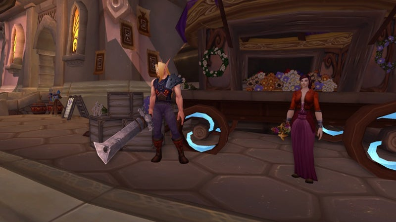Hey, World of Warcraft: Legion, These Two Look Familiar