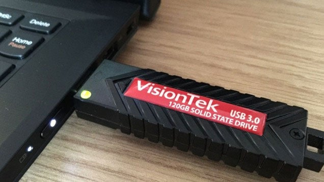 Use a USB SSD for Your Windows Boot Camp and Save Space on Your Mac