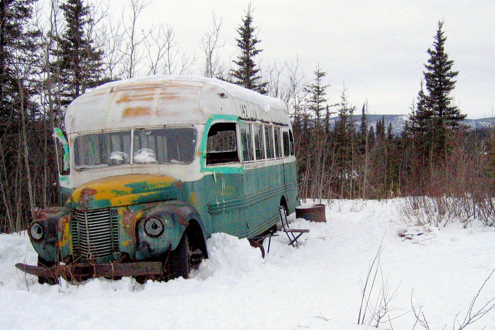 Another Hiker Dies Trying To Reach Into The Wild Bus