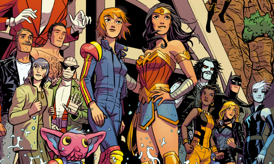 The Weirdest And Wildest Moments From DC And Young Animal's Milk Wars
