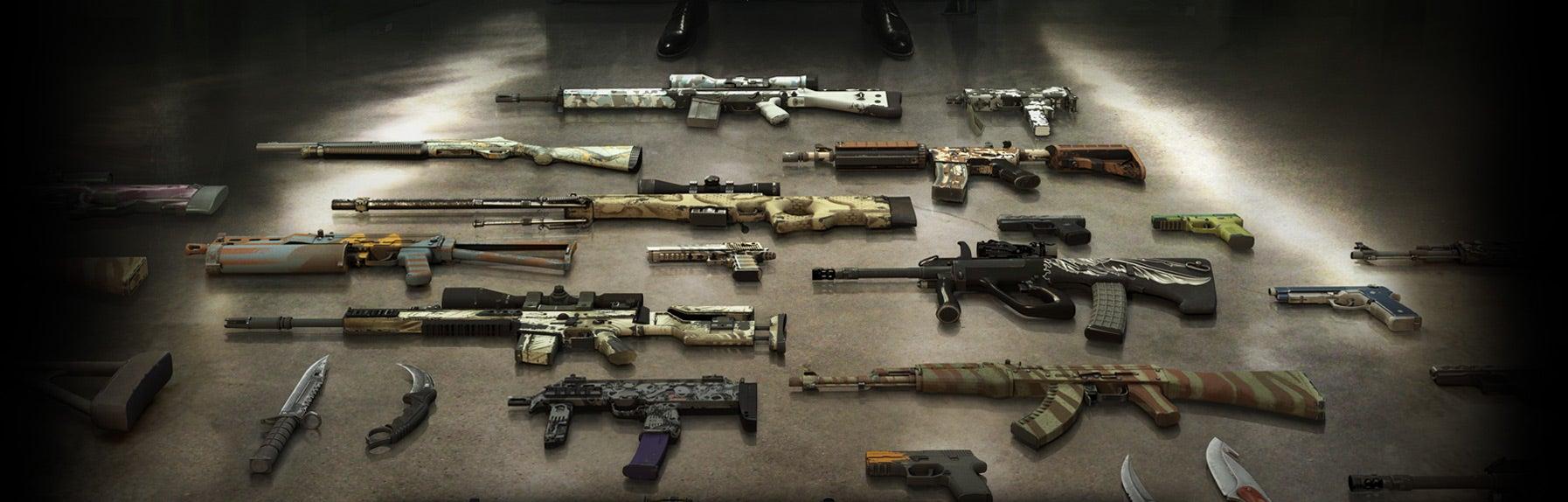April Fools Joke Messes Up Counter-Strike's Marketplace