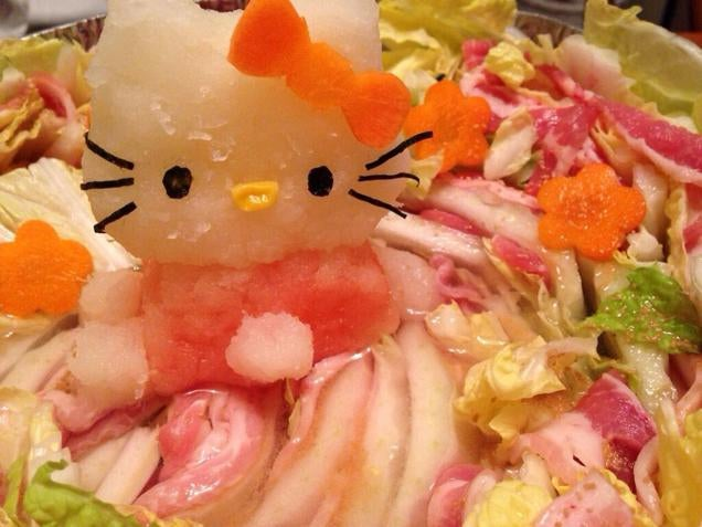 How Japan Makes Winter Food Very, Very Cute