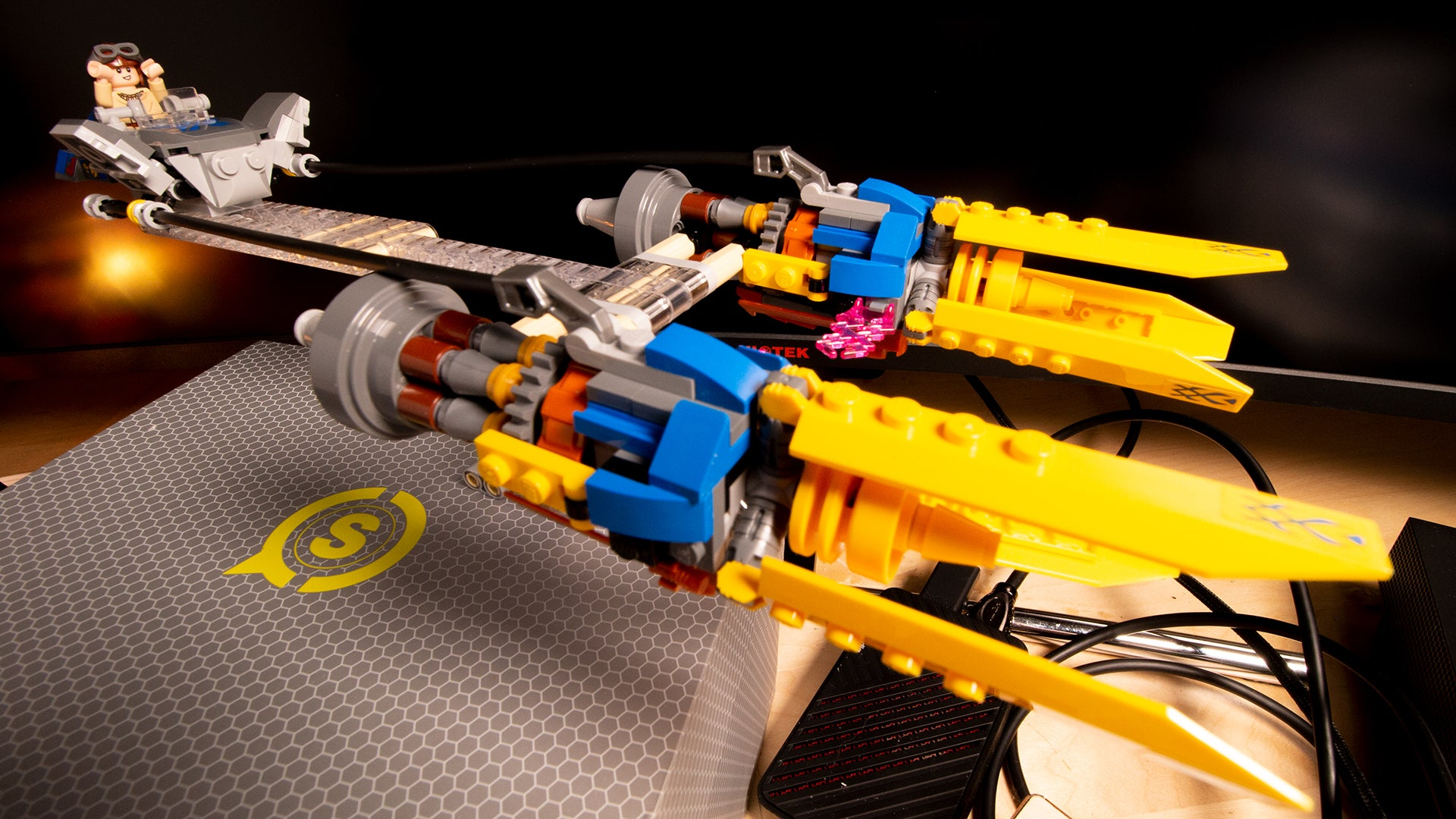 Star Wars Lego Makes Podracing Cool Again