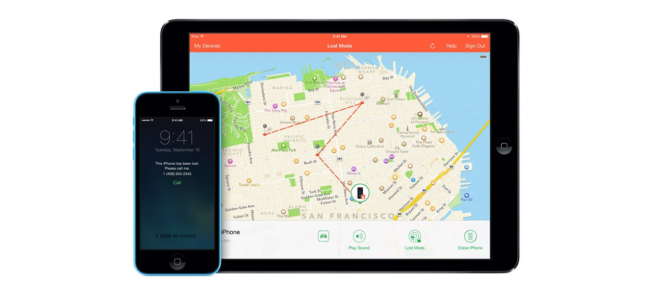 Hackers Are Using Find My iPhone to Hold iOS Devices for Ransom