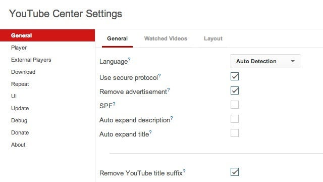 YouTube Options Now Costs $US1.99, Use YouTube Center Instead