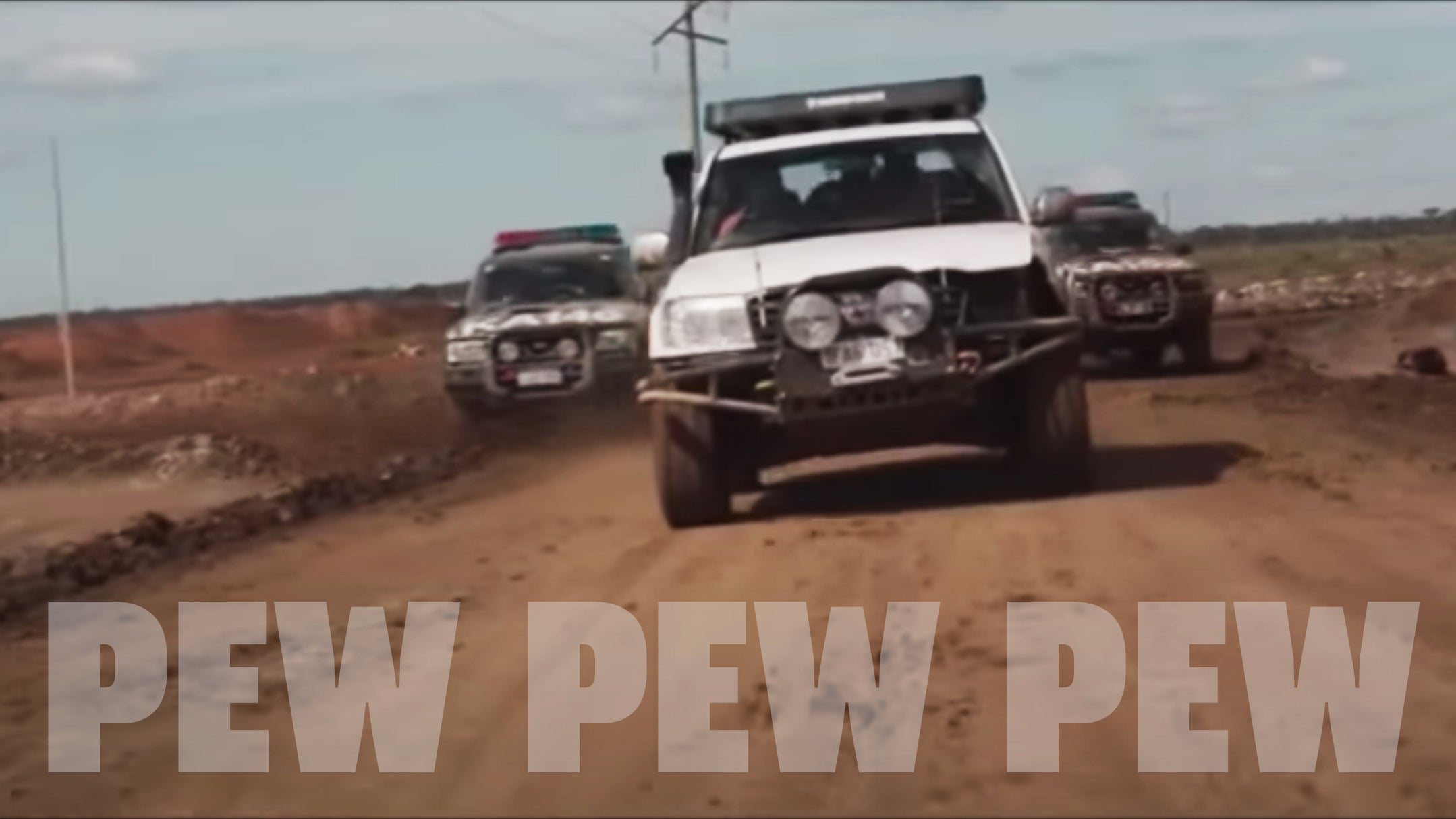 The Car Chase In Son Of A Gun Has Land Cruiser Drifting And Violence
