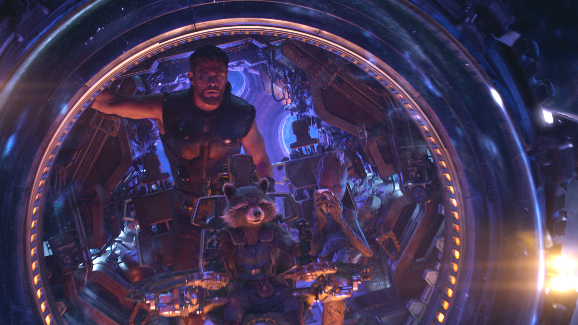 One Of Thor's Best Scenes In Avengers: Infinity War Is Just As Riveting In Lego