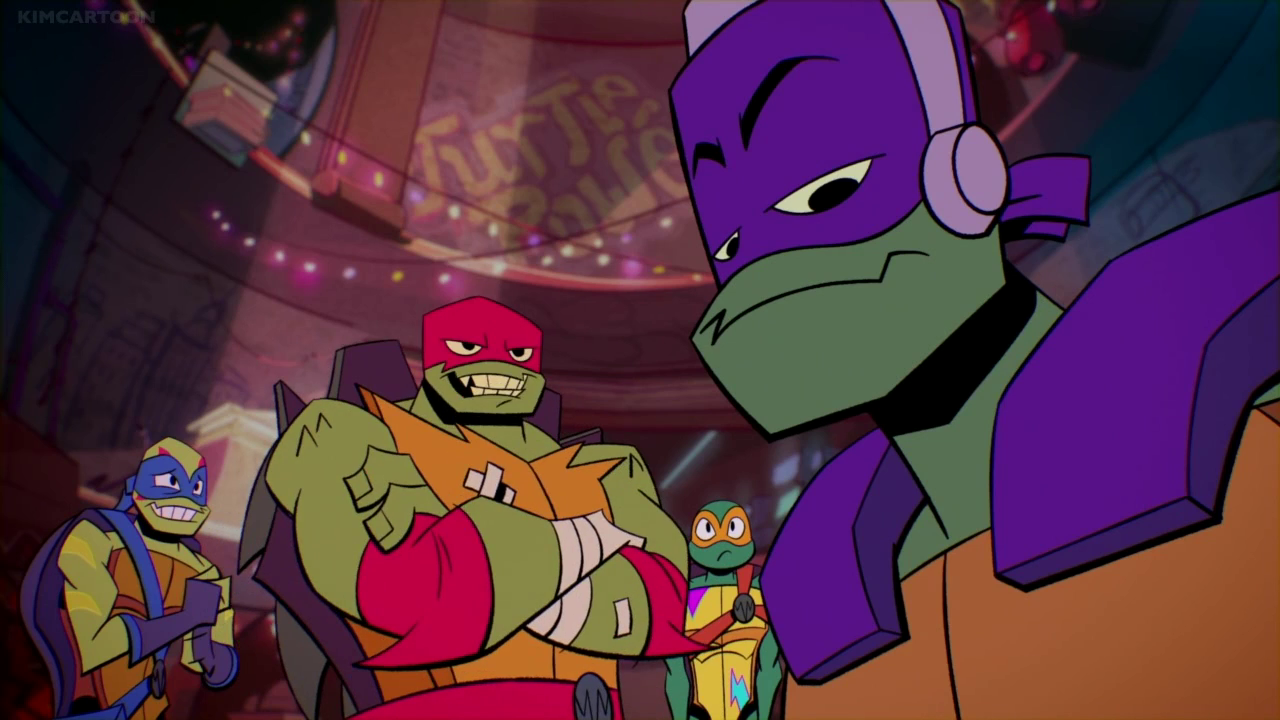 Nickelodeon Is Teaming Up With Netflix For A Rise Of The Teenage Mutant Ninja TurtlesMovie