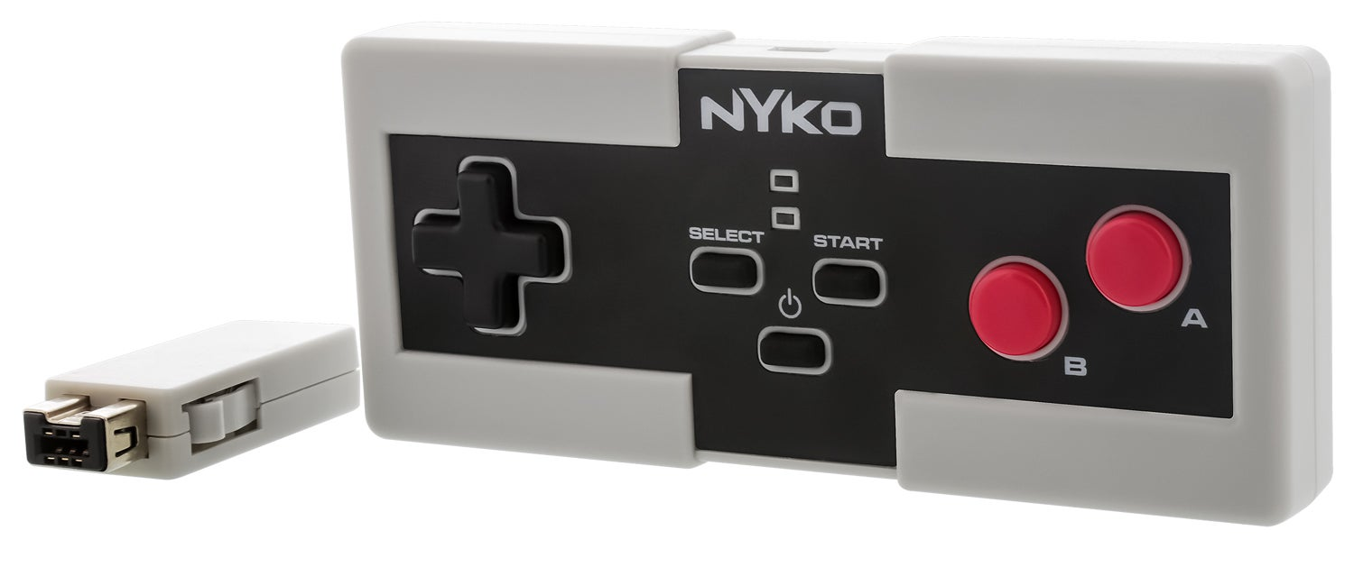 There's Already A Wireless Controller For Nintendo's Tiny New Console