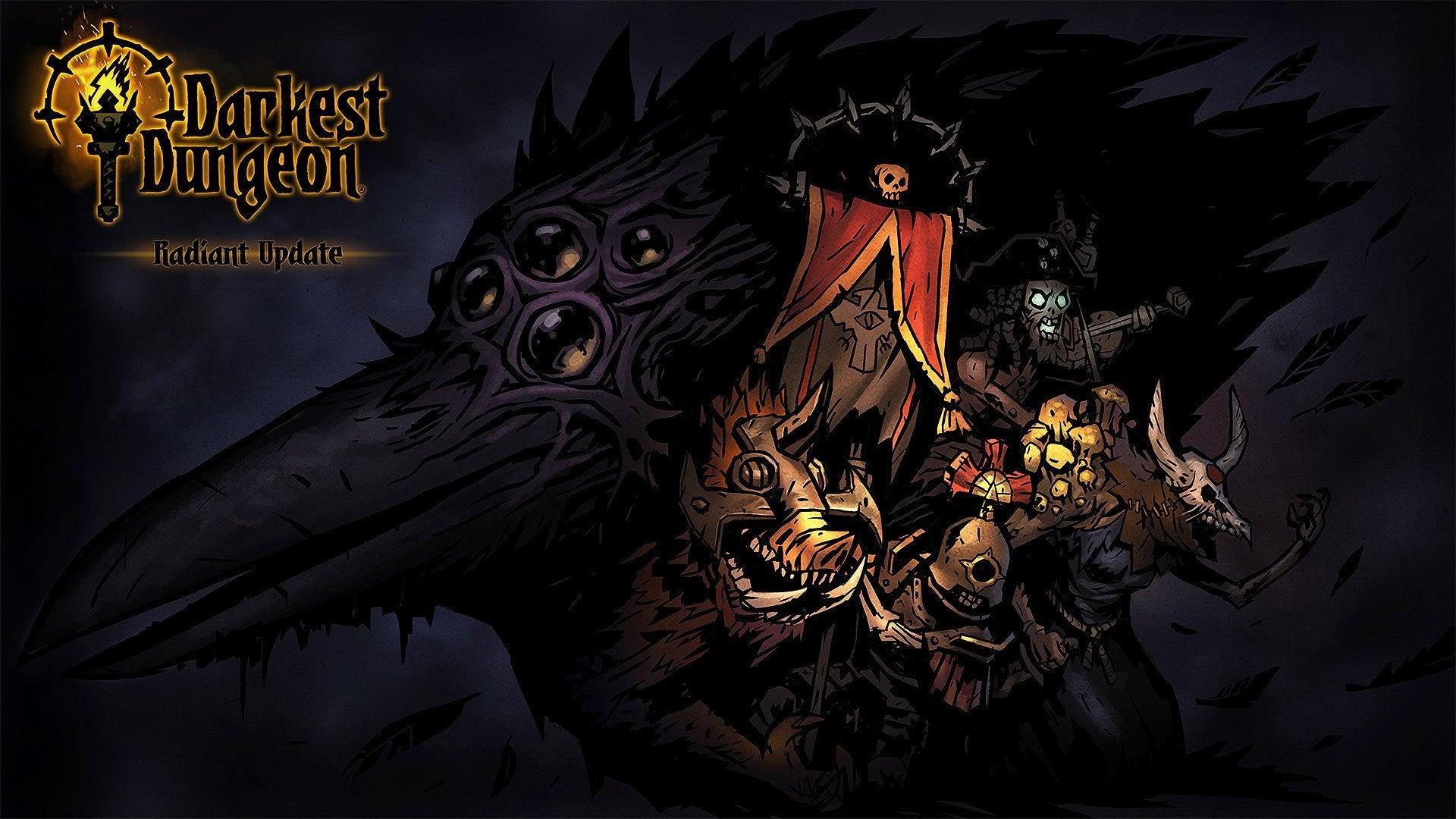 Fine Art: The Art Of Darkest Dungeon