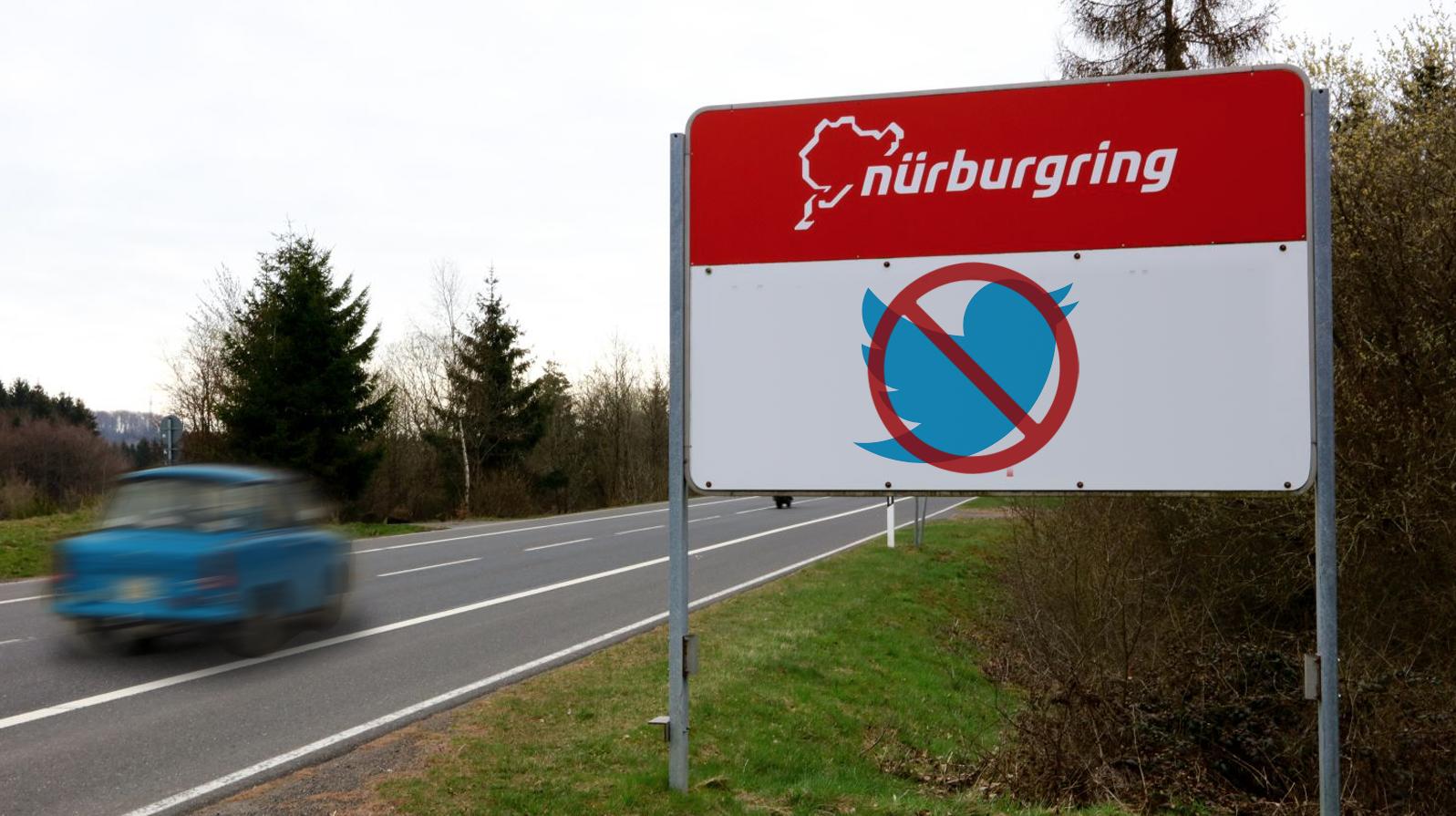 The Nürburgring Is No Place For Elon Musk's Bullshit