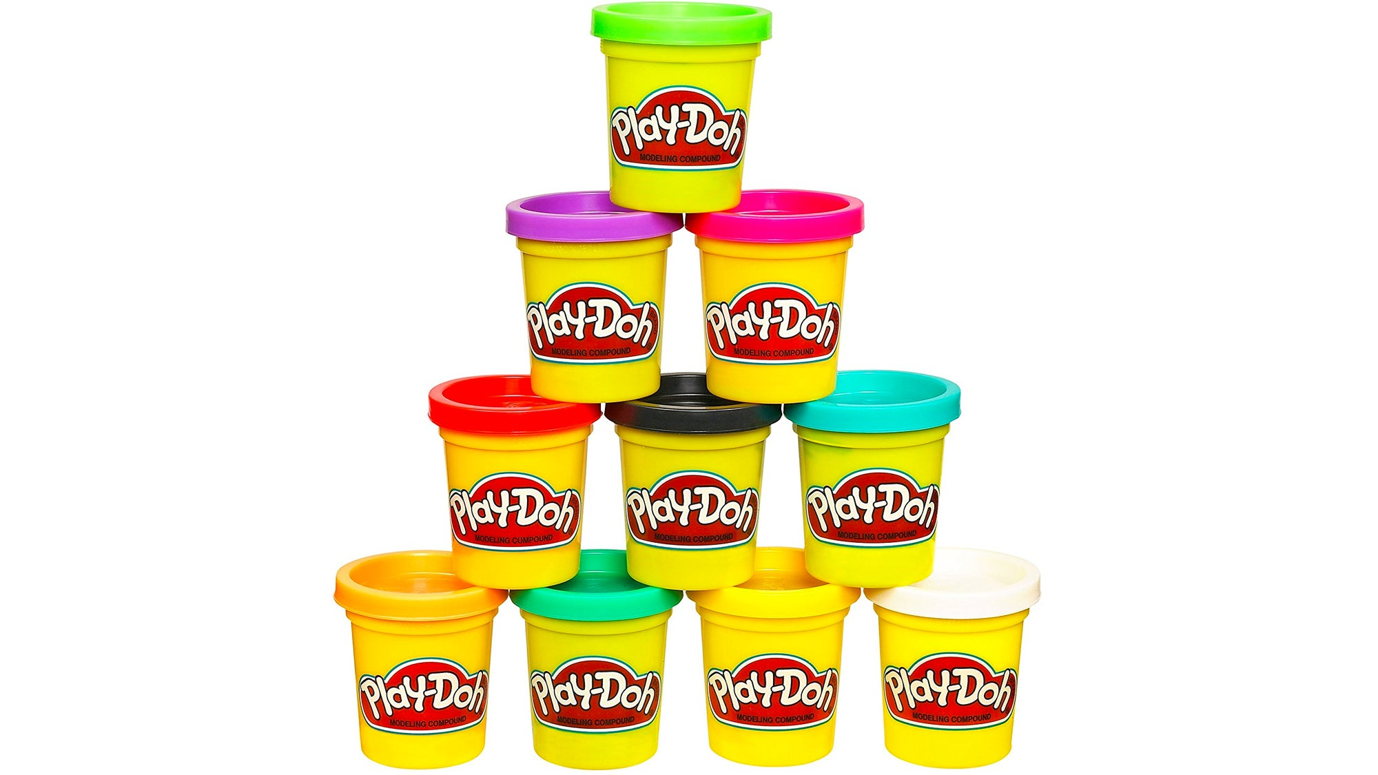 Hasbro Has Officially Trademarked The Smell Of Your Childhood: Play-Doh