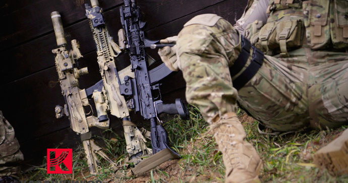 How the World's Top Assault Rifle Is Rebranding As a