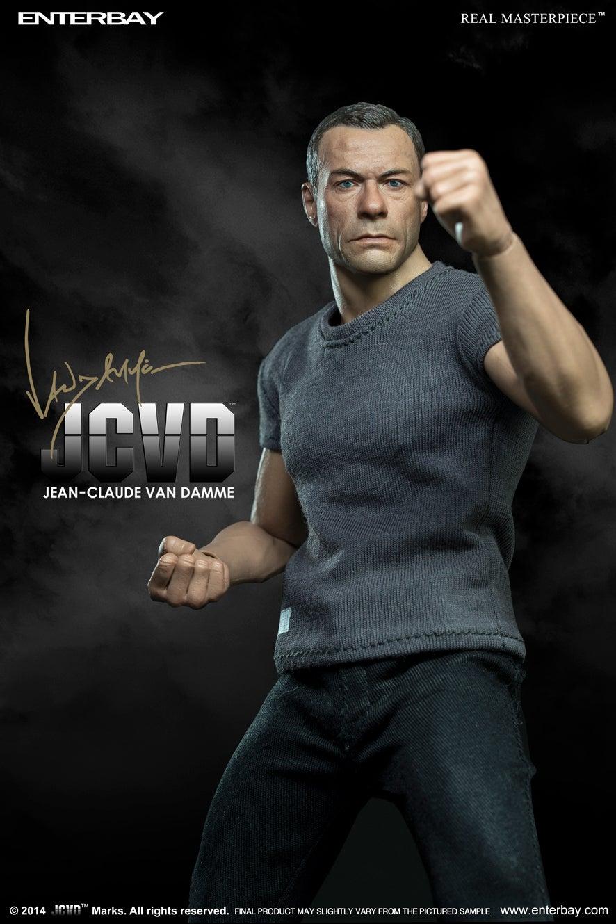Jean-Claude Van Damme Finally Gets the Action Figure He Deserves