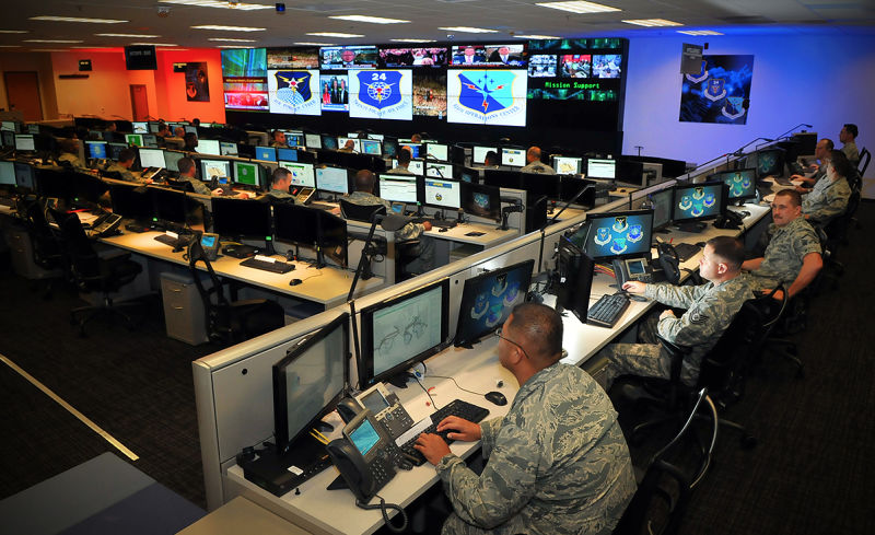 The US Is Attacking Islamic State With 'Cyber Bombs'