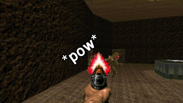 Doom Mod Replaces Every Sound with a Guy's Voice