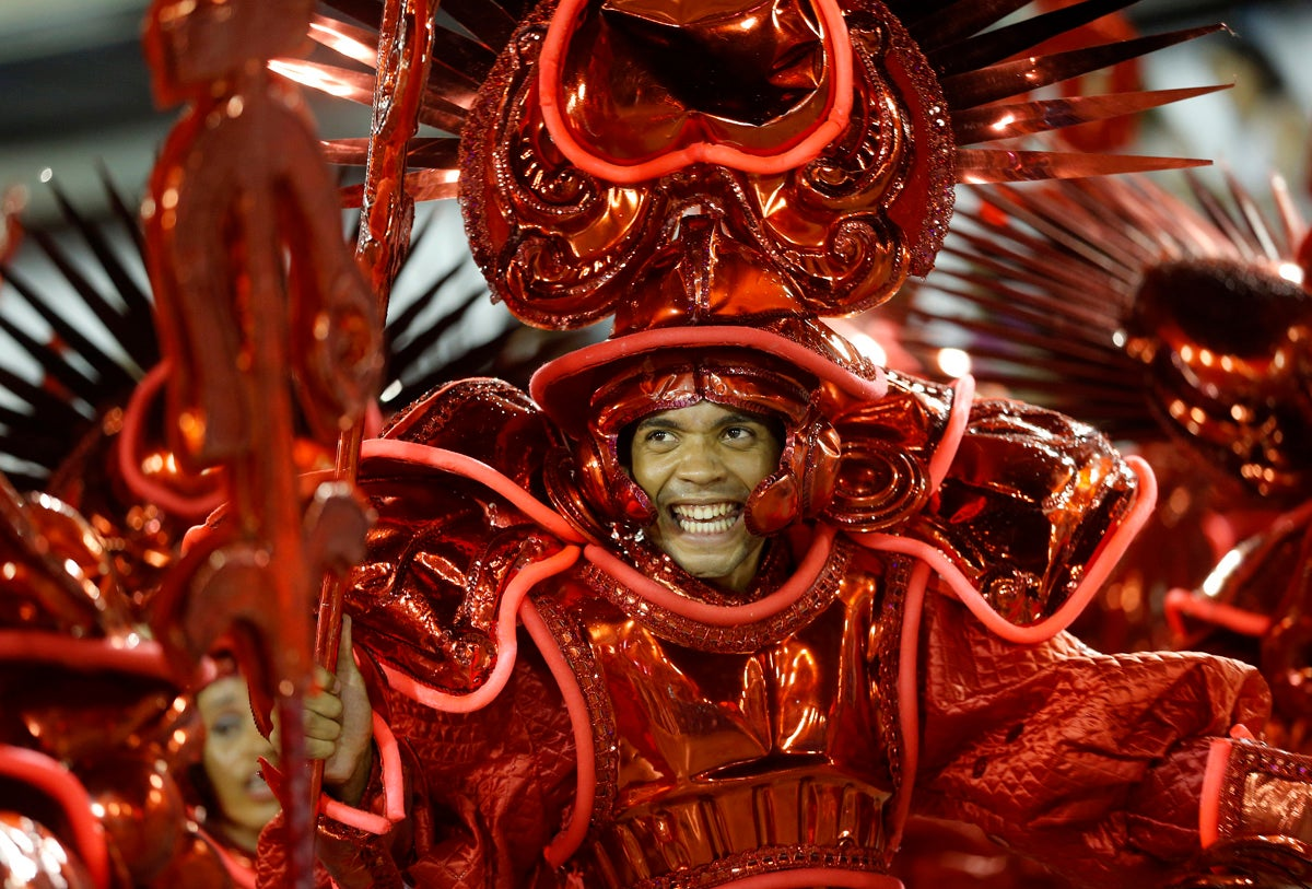 The 7 Geekiest Moments of the 2015 Rio Carneval