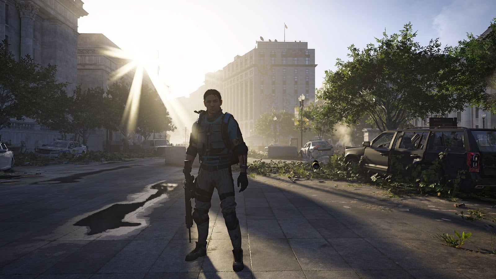 I'm Trying Not To Panic About A Bug In The Division 2