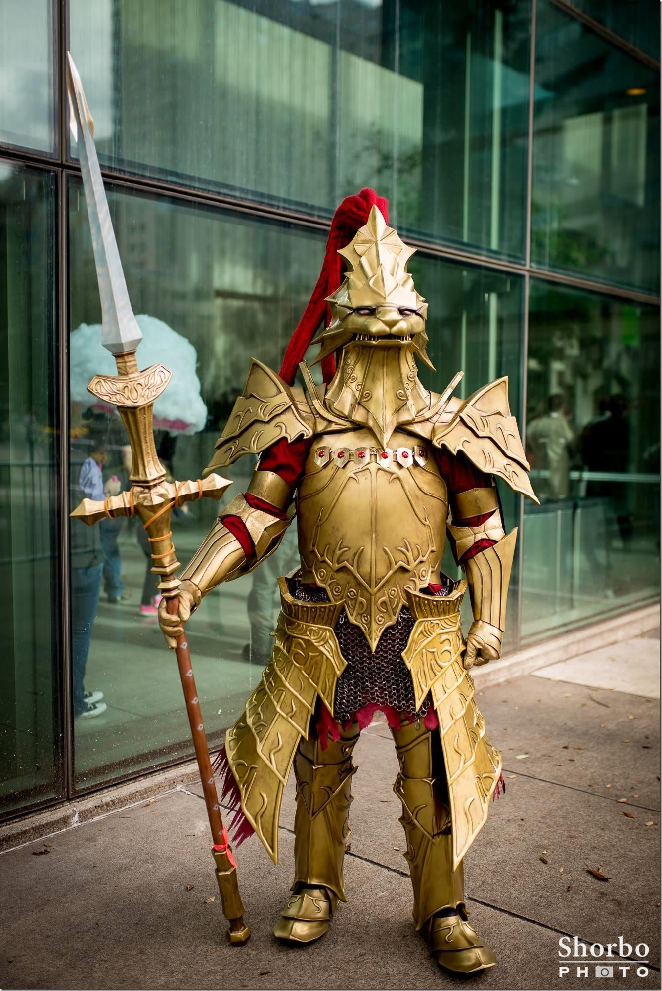 Praise The Dark Souls Cosplay | Kotaku Australia
