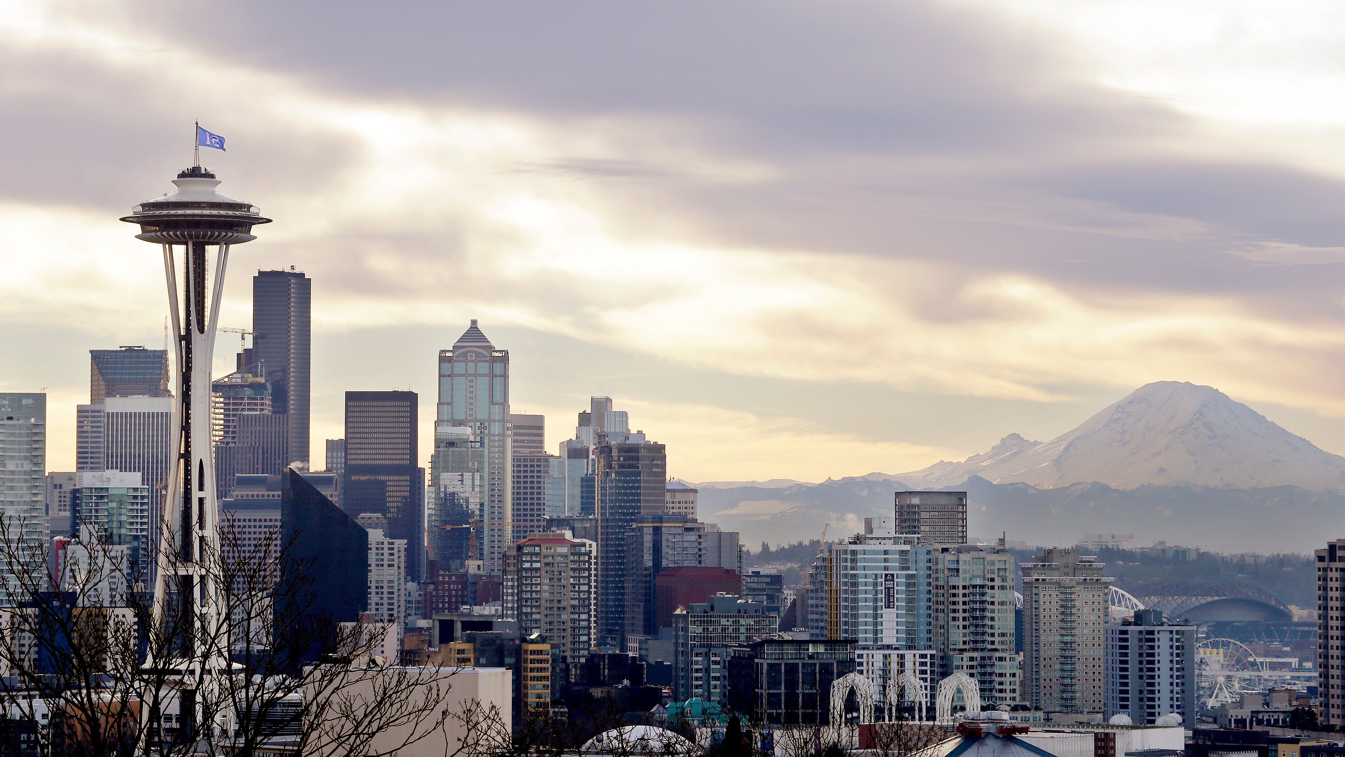 Washington State Commits To Running Entirely On Clean Energy By 2045