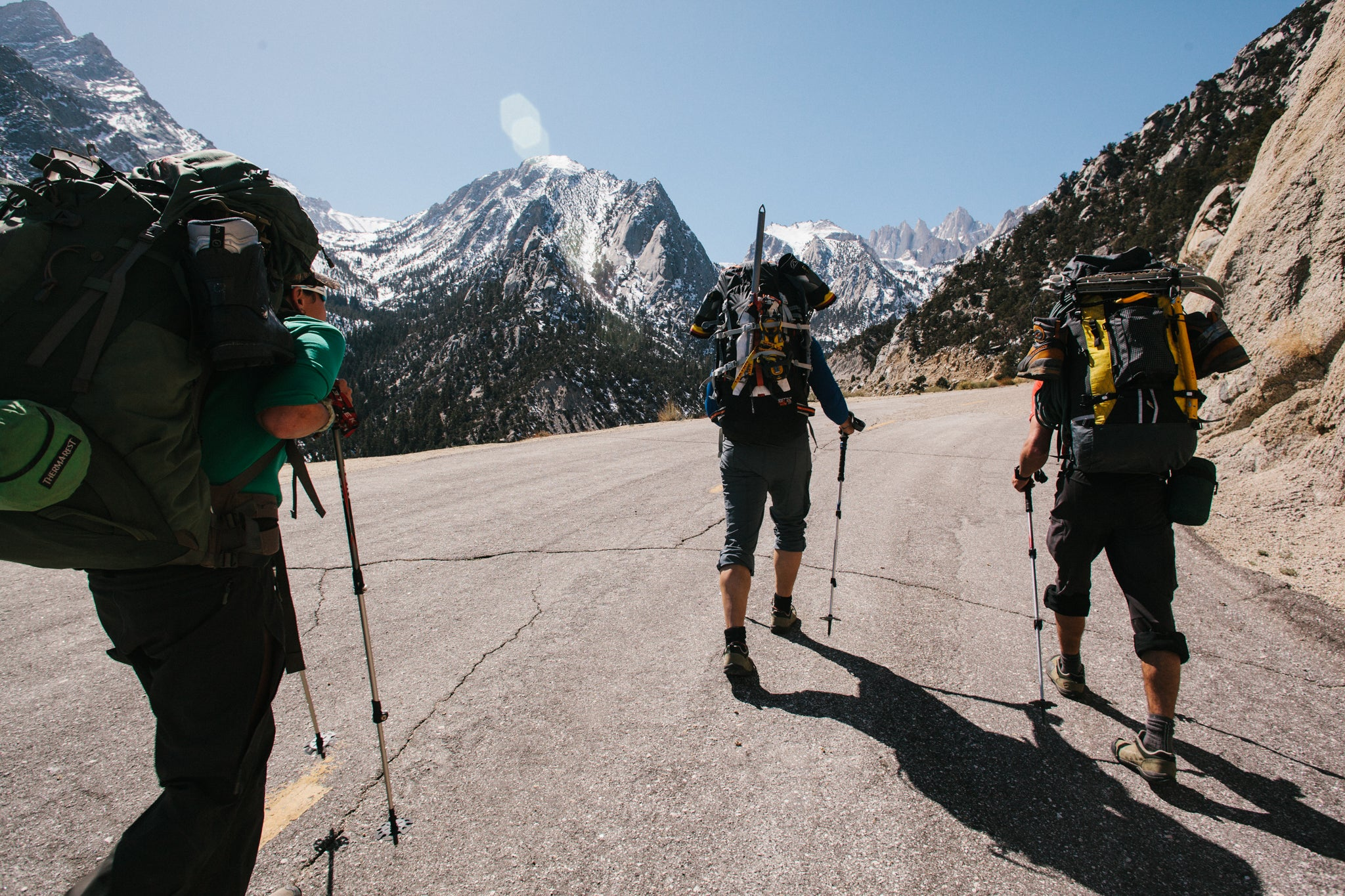 How Trekking Poles Can Make Your Hike Easier, Faster And Safer