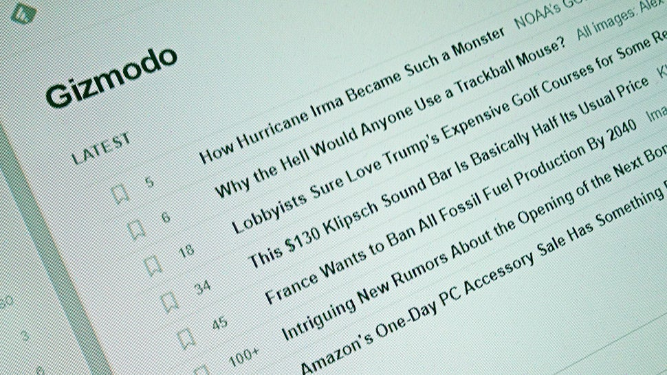 Why RSS Feeds Still Beat Facebook And Twitter For Tracking News