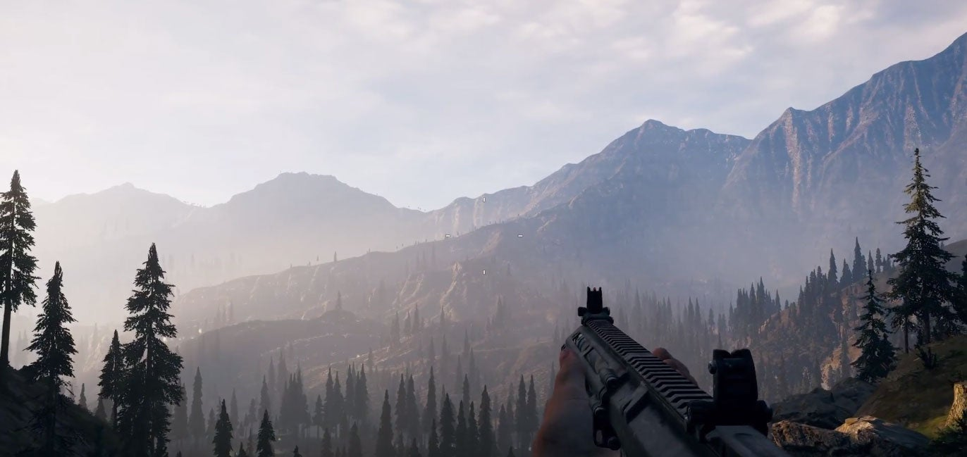 Let's Talk A Leisurely Stroll Across Far Cry 5's Map