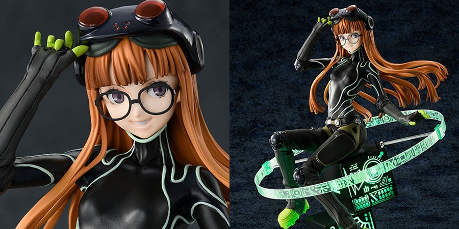 Persona 5 Statue Is Maybe Also A Desk Lamp