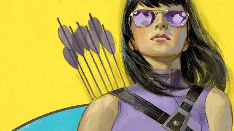 Kate Bishop Takes The Lead In Her First Solo Hawkeye Comic Series