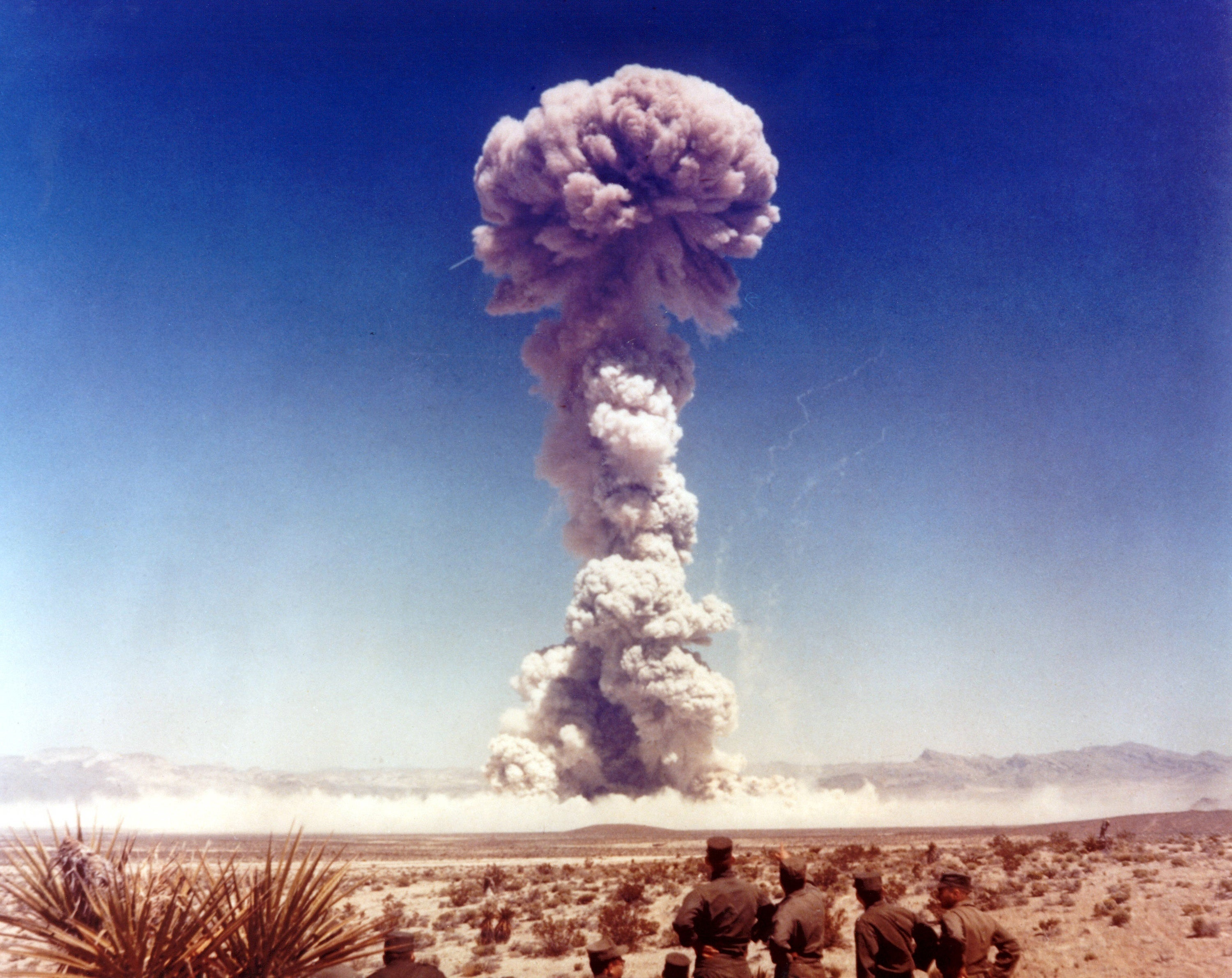 How Do You Study Nuclear Bombs When You Can't Use Them Anymore?