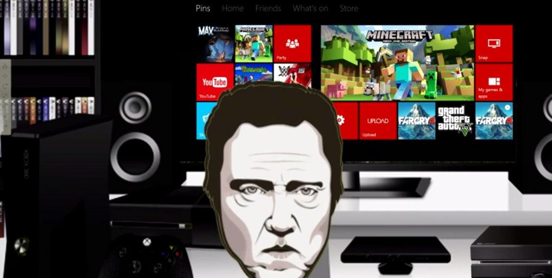 'Christopher Walken' Calls Xbox Support