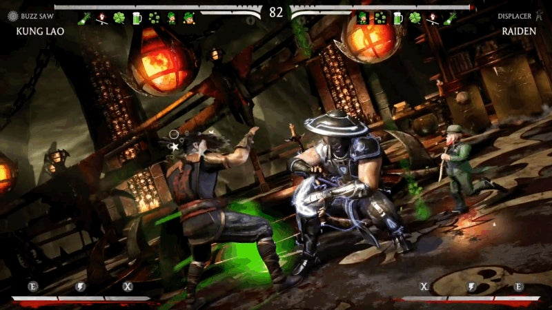 Mortal Kombat Characters Are Getting Drunk for St. Patrick's Day