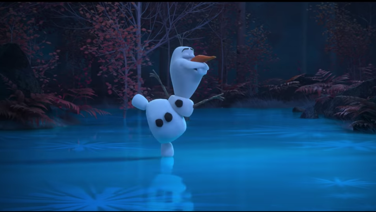 Disney Is Releasing A Series Of Frozen Short Films