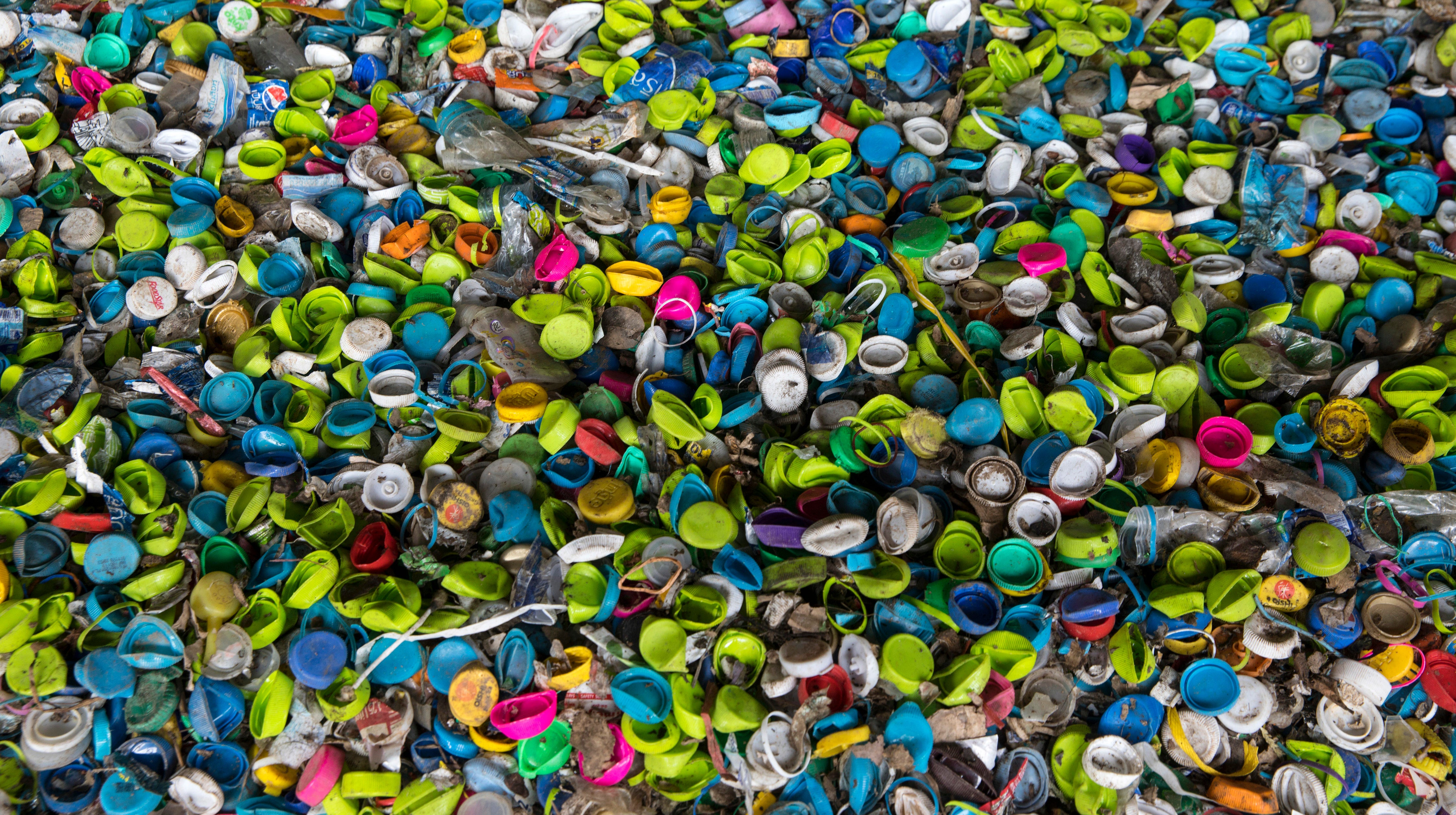 Stop Recycling Plastic Bottles Without Caps On