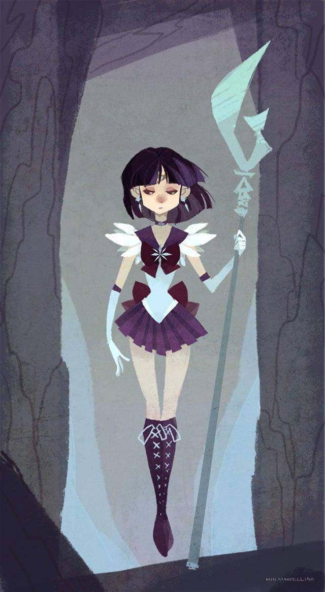 If Sailor Moon Had Been A Western Cartoon