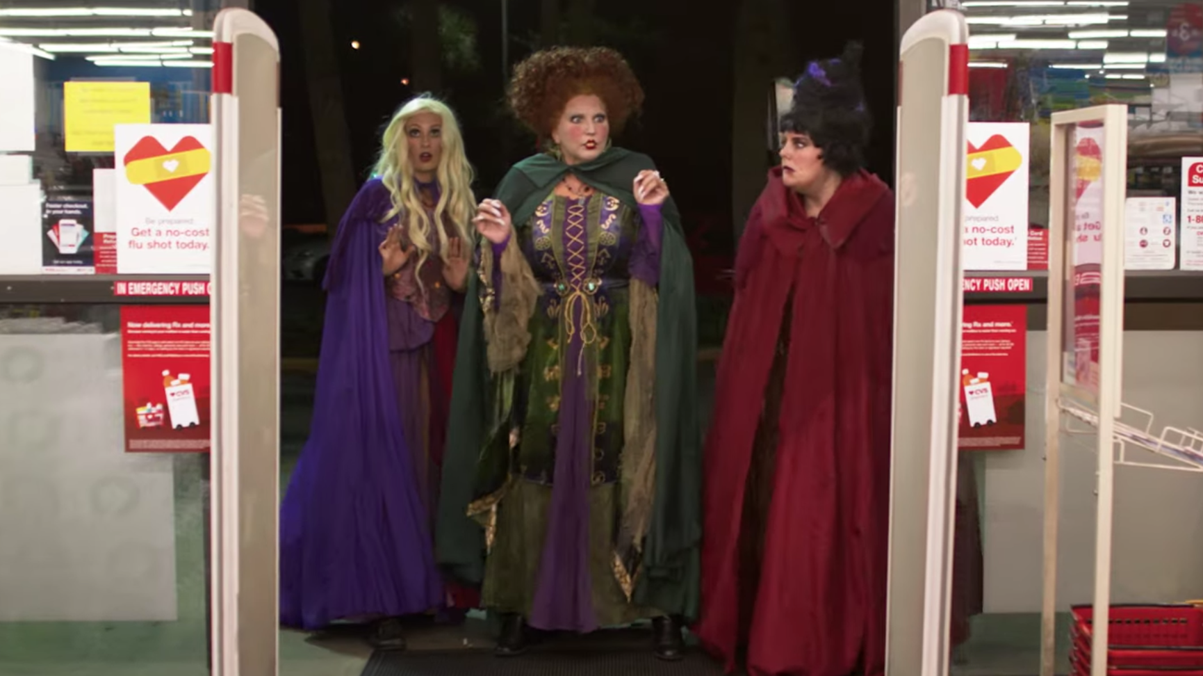 A Hocus Pocus Fan Musical Recreates The Classic Halloween Film's 'Lost Scenes'