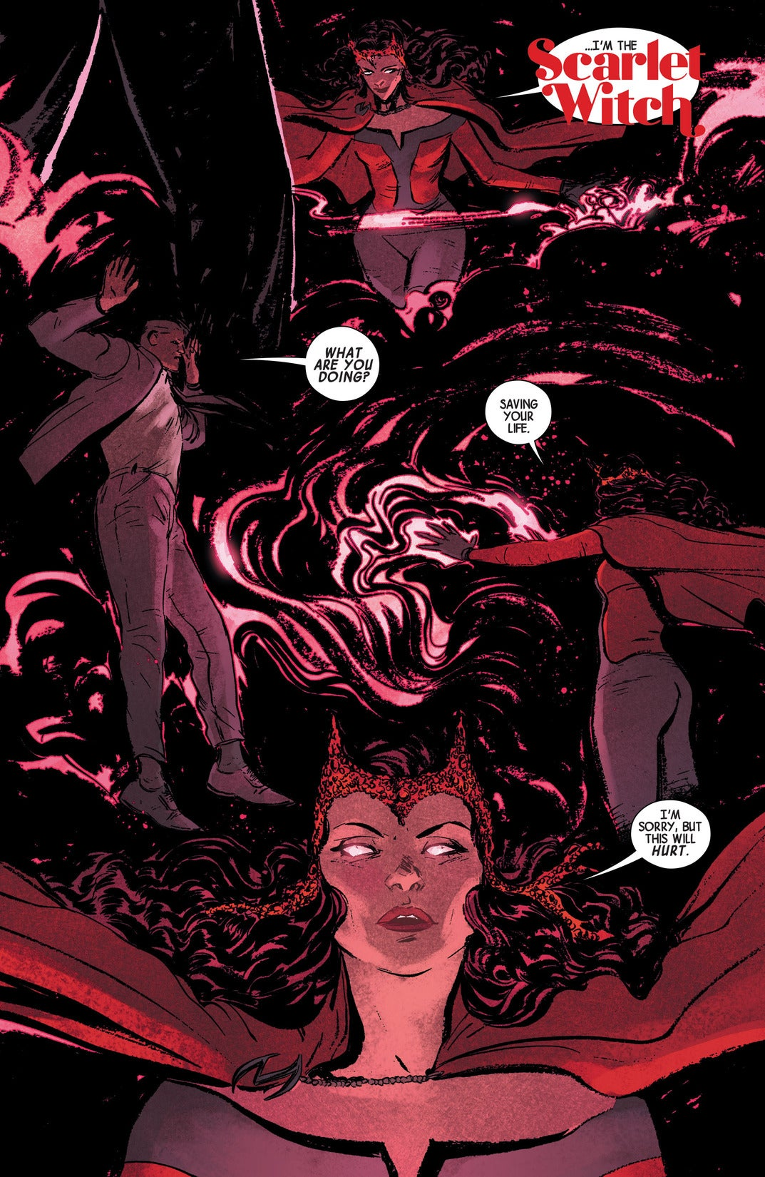 Marvel's Scarlet Witch TV Series Is The Perfect Chance To Explore