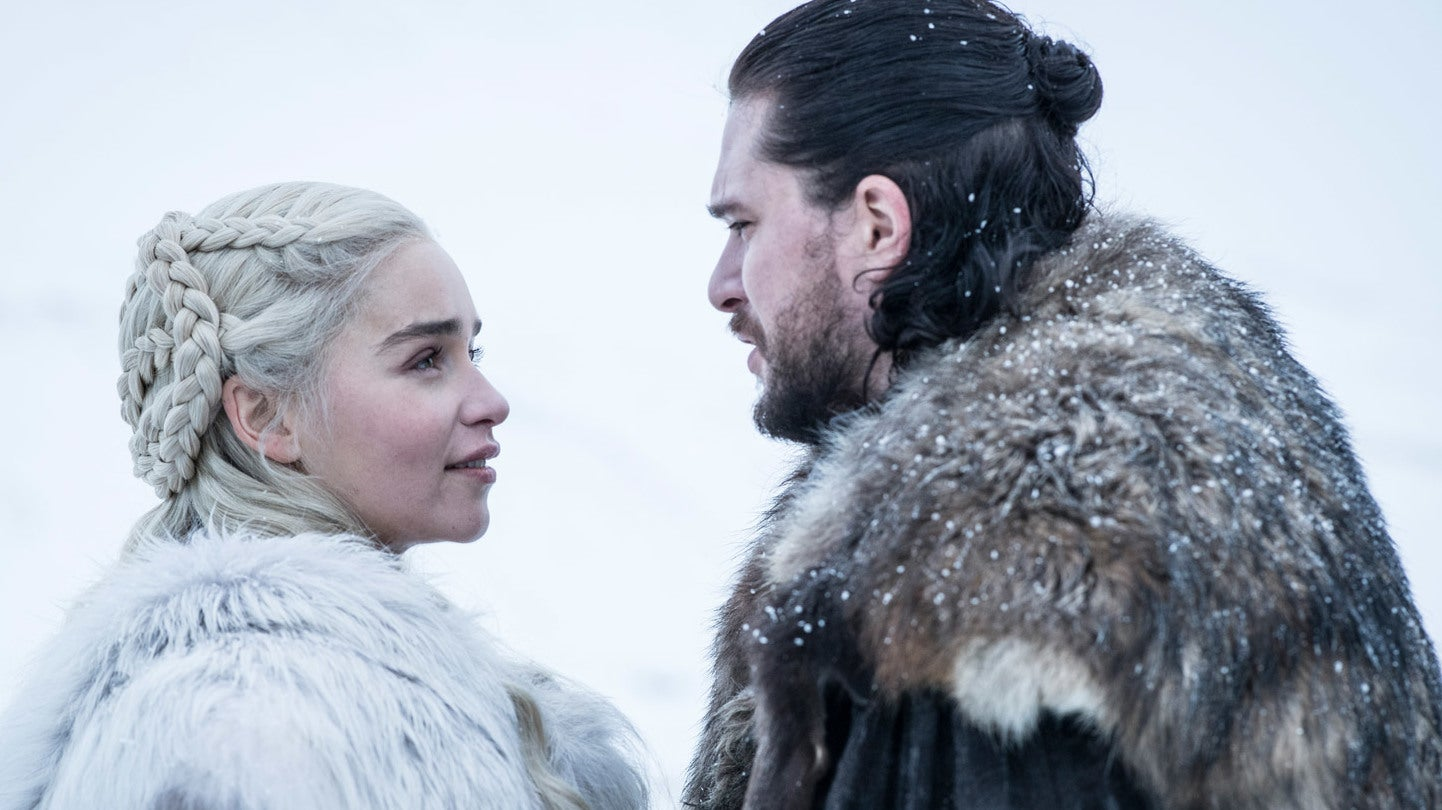 Apparently, Lyanna Mormont Doesn't Like Jon Snow's New Girlfriend