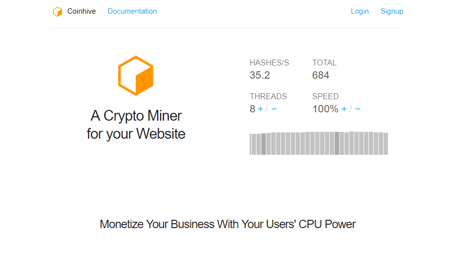 Cryptojackers Strike Again, Hitting Thousands Of Sites Including US And UK Government Pages