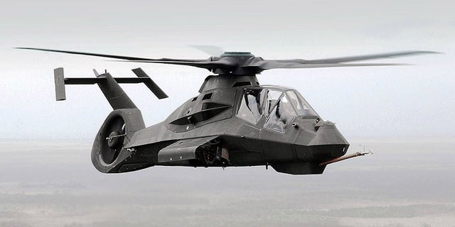 The U.S. Spent $US7 Billion Developing This Helicopter It Never Built