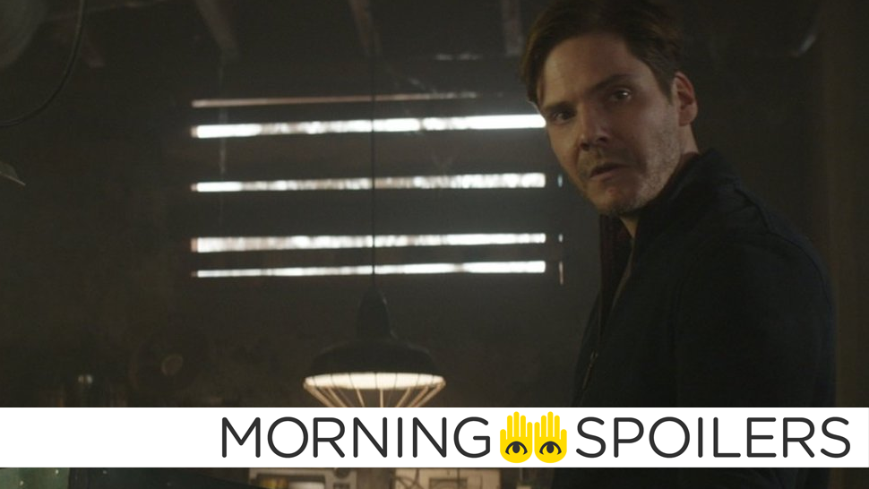 Daniel Brühl Gives Us Our First Look At The Falcon And The Winter Soldier's Masked Baron Zemo
