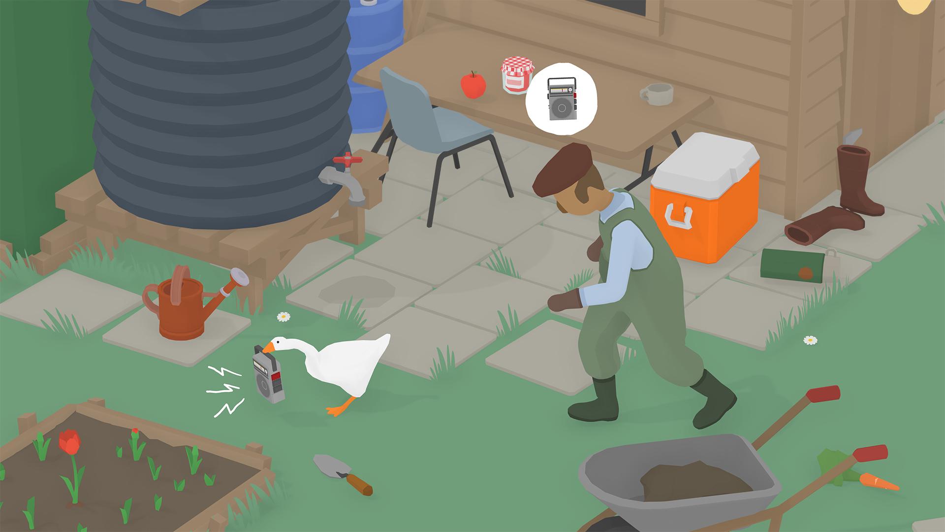 Speedrunner Blazes Through Untitled Goose Game In Four Honking Minutes