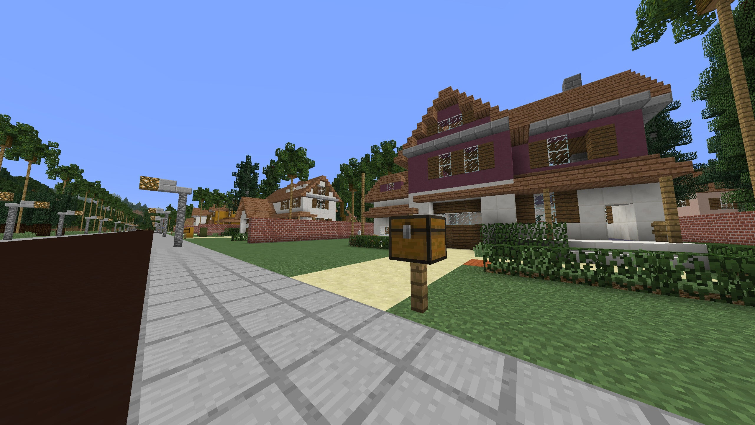 It's Fun To Explore the Minecraft Version of Los Angeles
