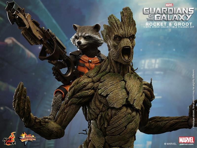 The Only Guardians Of The Galaxy Action Figures I Need