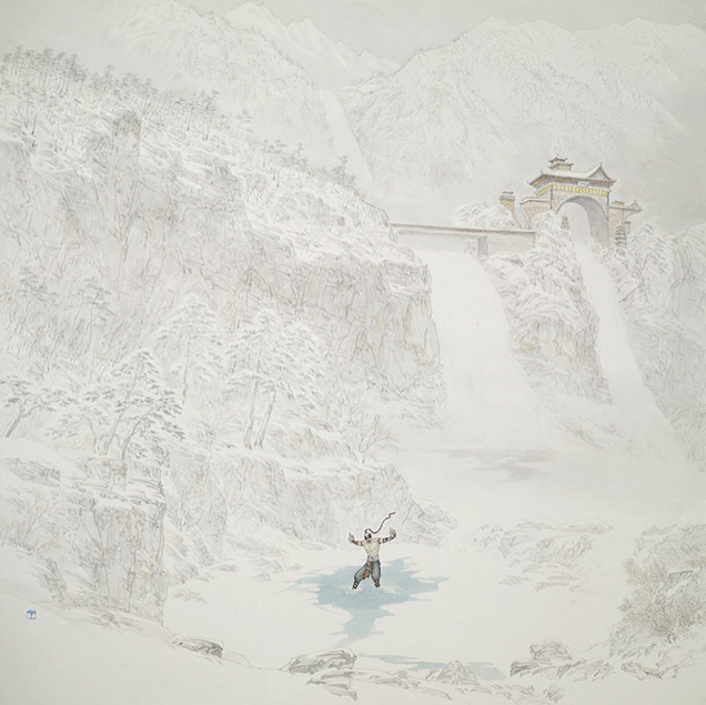 League of Legends Turned into Beautiful Korean Art