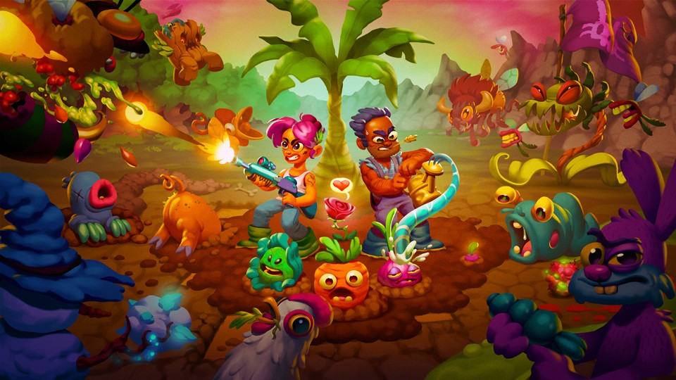 Atomicrops Mixes Farming And Roguelike Elements But Does Neither Very Well