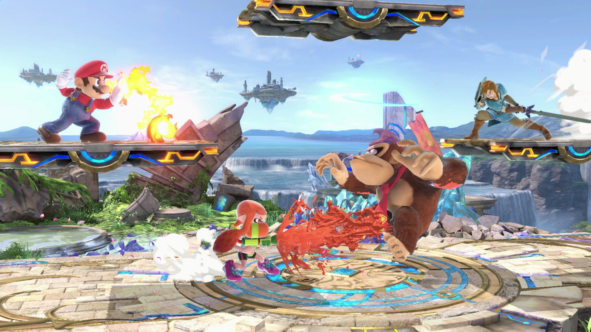 Nintendo's Internal Data Shows That Smash Bros. Ultimate Is Pretty Balanced